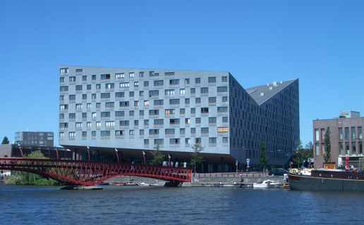 The Whale Housing Complex - Amsterdam